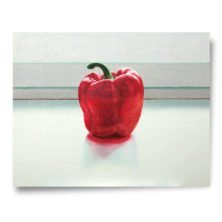 vegetable collection, high-quality hand-painted art prints