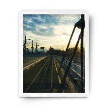 Industrial landscape photography home decor shop online